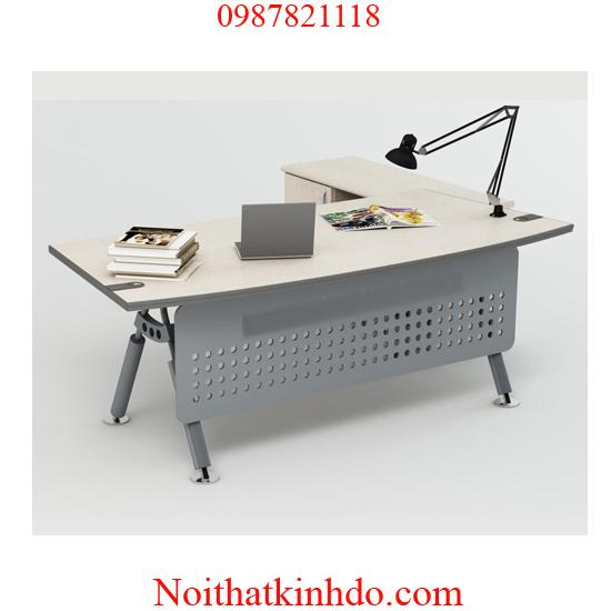 Bộ bàn làm việc trưởng phòng fami MSM1800H-PO-1