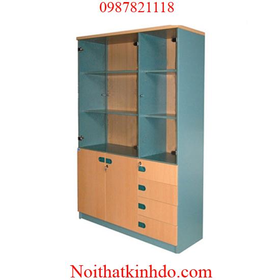 Tủ tài liệu văn phòng hòa phát SV1960-3G4D