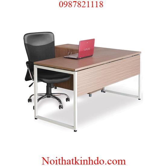 bàn làm việc văn phòng 190 BCK16A